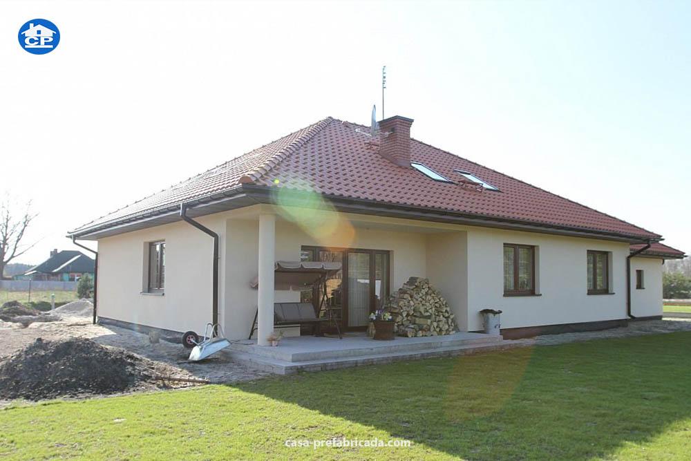 Casa prefabricada barcelona 134 30 m2 - Casas prefabricadas barcelona ...
