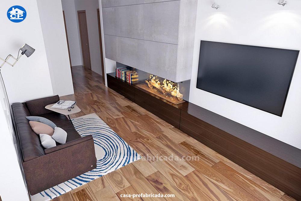 Casa prefabricada malaga 65 4 m2 - Casas prefabricadas en malaga ...
