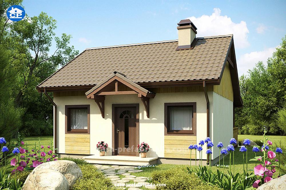 Casa prefabricada zaragoza 44 0 m2 - Casas prefabricadas en zaragoza ...
