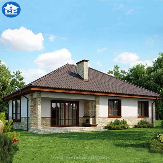 Casas prefabricadas casas m viles econ micas y modernas - Casas modulares moviles ...