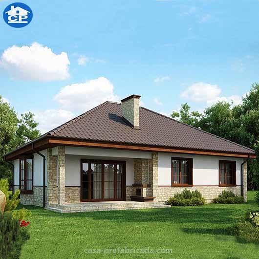 Modelos de casas prefabricadas casas m viles - Casas modulares sevilla ...
