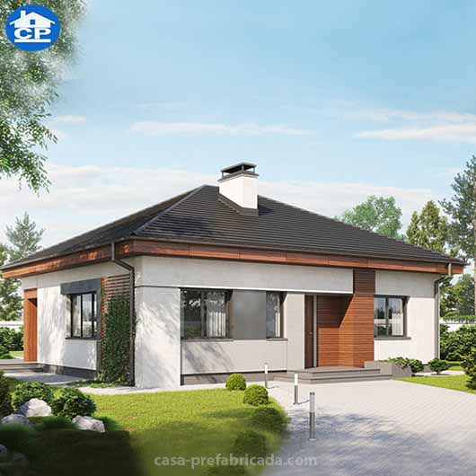 Modelos de casas prefabricadas casas m viles - Casas modulares madrid ...