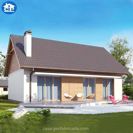 Modelos de casas prefabricadas casas m viles - Casas prefabricadas valencia ...
