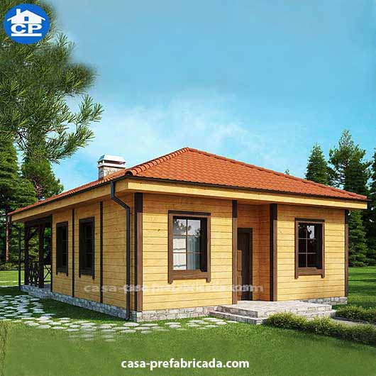 Modelos de casas prefabricadas casas m viles - Casas prefabricadas en malaga ...