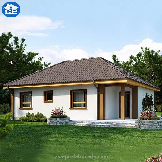 Modelos de casas prefabricadas casas m viles - Casas prefabricadas en la rioja ...